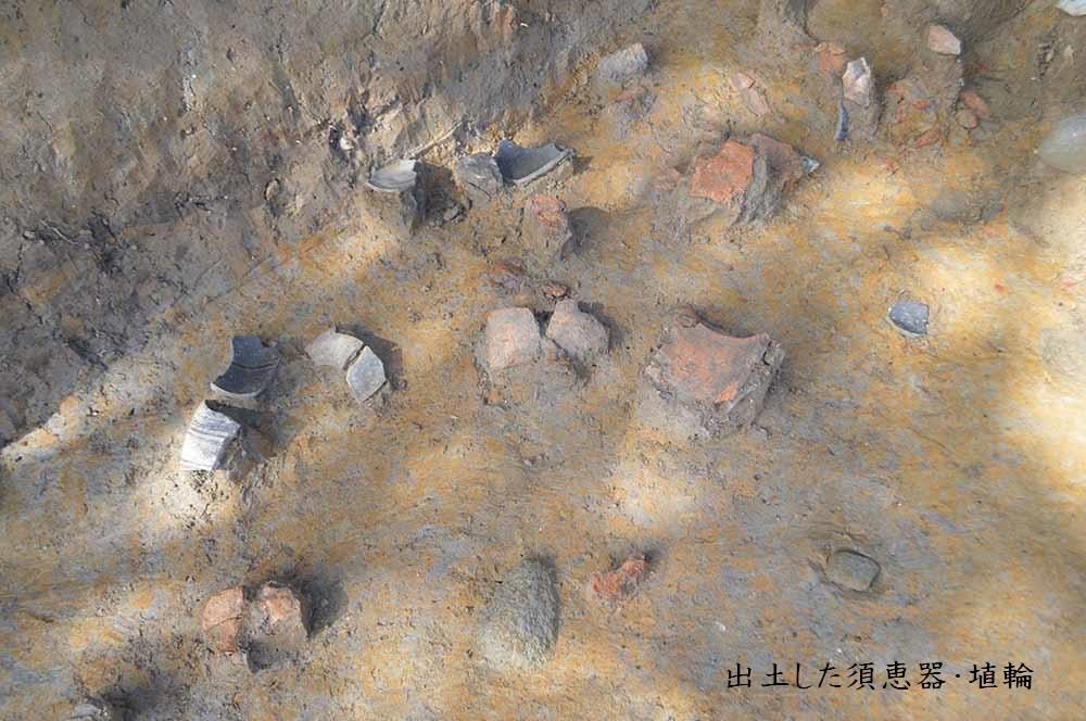 西大久手古墳発掘調査報告会イメージ1